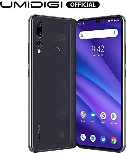 UMIDIGI A5 Pro Unlocked Mobile Phones SIM Free Dual 4G Smartphone 16MP+8MP+5MP Camera Smartphones 4150mAh Battery 6.3…