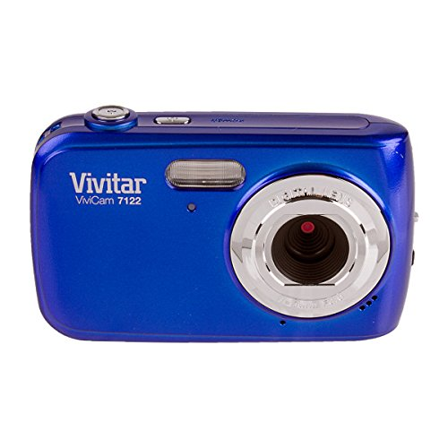 Vivitar 7122BL 7.1mp camera + 1.8″ tft panel(Colors May Vary)