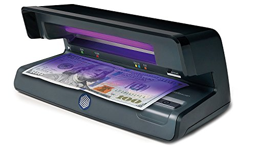 Safescan 50 Ultraviolet UV Counterfeit Bill Detector