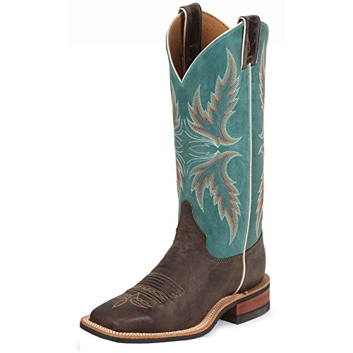 """Justin Boots Women's U.S.A. Bent Rail Collection 13"""" Boot Wi"""