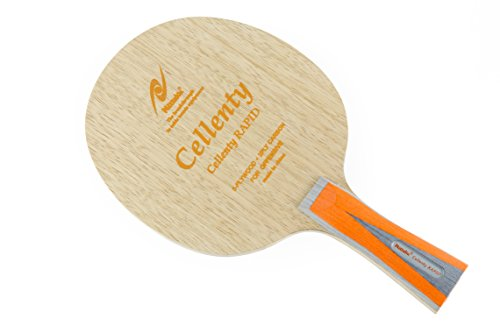 Nittaku Cellenty Rapid Carbon FL Table Tennis Racket by Nittaku