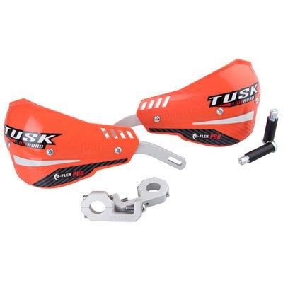 Tusk D-Flex Pro MX Handguards - ORANGE - 7/8'' Bars