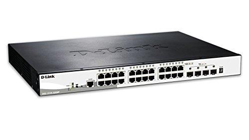 DGS-1510-28XMP Ethernet Switch