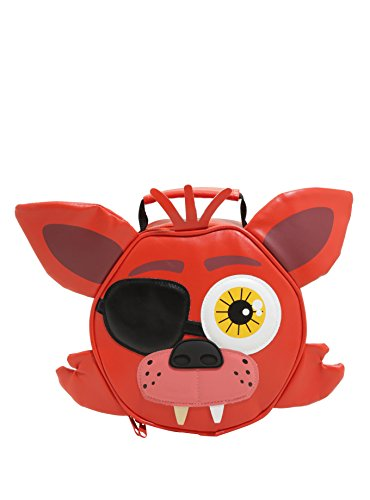 Five Nights at Freddy's Exclusive Foxy Kids School Insulated Lunch Box Cooler Snack Bag