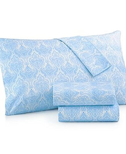 Martha Percale Pillowcase - Martha Stewart Bellmore Paisley Percale Standard Pillowcases