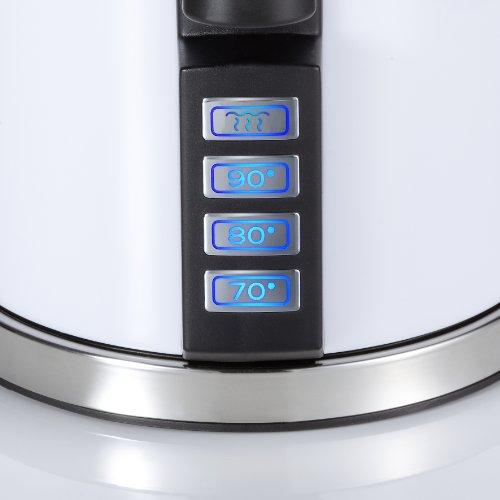 wasserkocher temperatureinstellung