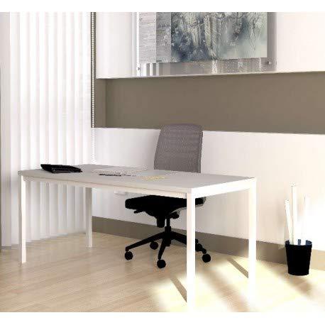 Mesa trabajo entrega inmediata en promocion mop72001-DESKandSIT-160x60cm