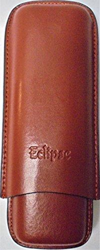 Eclipse 2 Finger Cigar Case (brown)