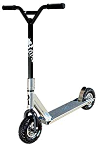 Royal Scout Pro II Dirt Scooter, Black/Silver