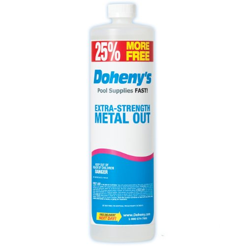 Extra Strength Metal (Doheny's Extra-Strength Metal Out - 1 Quart Plus 8 Oz. Free)