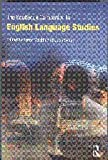The Routledge Companion to English Language Studies, Janet Maybin and Joan Swann, 0415403383