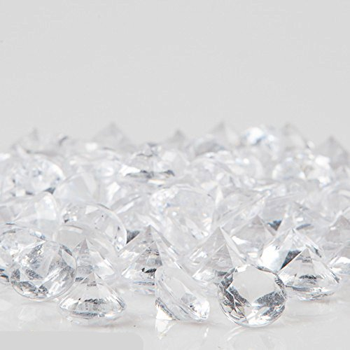 Review Acrylic Diamond Vase Filler