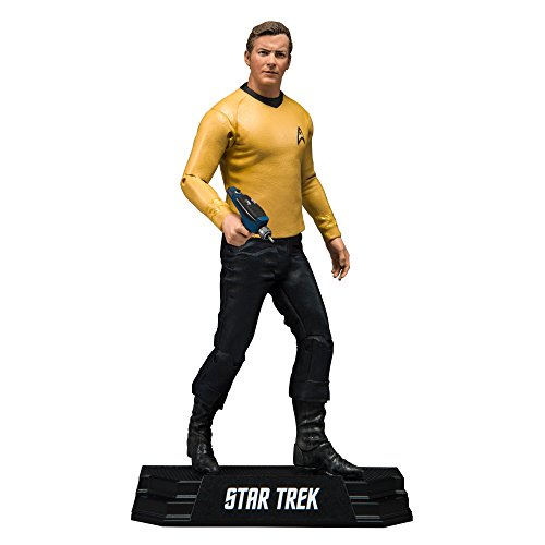 McFarlane Toys Star Trek Captain James T. Kirk Collectible A