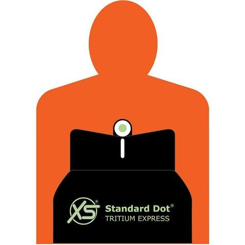 XS Sights Standard Dot Tritium Express Set for Smith & Wesson 586/686/625/629/329 Revolvers, Includes Tritium Front/White Stripe Rear Sights Review