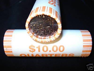 1999-D Georgia State Quarter Roll