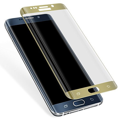 Tempered Glass Screen Protector For Samsung Galaxy S6 (Clear) - 7