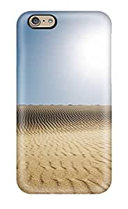 Iphone 6 Hard Back With Bumper Silicone Gel Tpu Case Cover Sunny Desert
