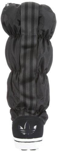 black 1 White Black Schwarz Mujer Botas W Originals Adiwinter Boot Adidas ZT074q