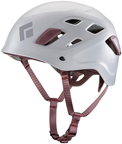 (Black Diamond Half Dome Climbing Helmet - Women's Aluminum)