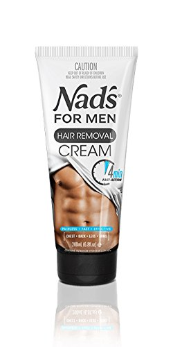 Nad s for Men Hair Removal Cream