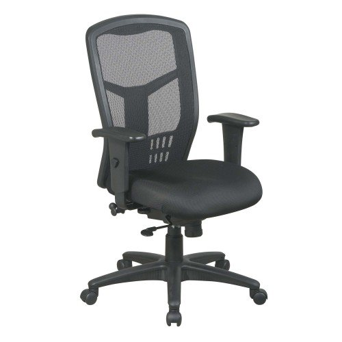 (Pro-Line II 90662-30 ProGrid High Back Managers Chair)