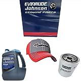 Johnson Evinrude OMC New OEM Trolling Motor Steering Cable Set Screw, 0319653