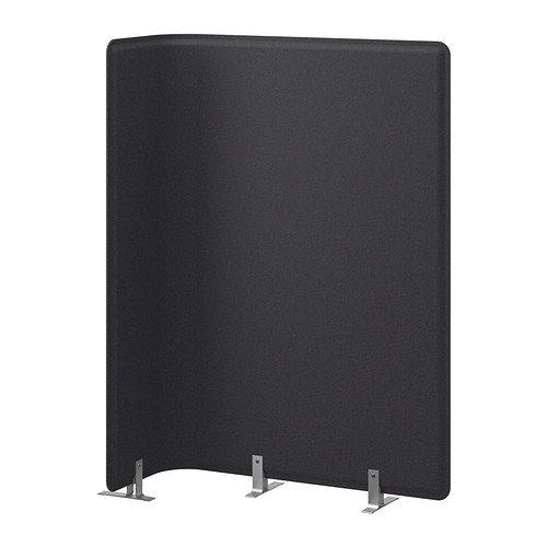 Ikea BEKANT - Pantalla de Escritorio, Grises - 120 cm: Amazon.es ...