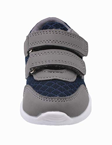 Gerber Double Strap Jogger Sneaker Shoes for Toddler Boy Light Weight