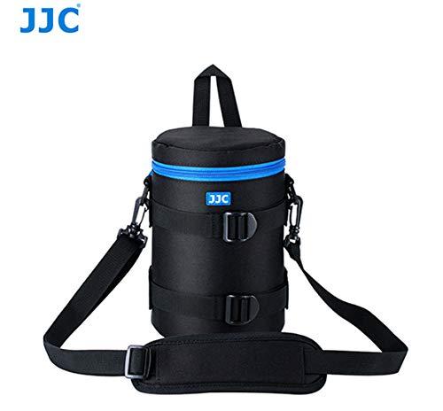 JJC Deluxe Lens Pouch Case Bag for Canon EF 70-200mm 1:4L USM ULTRASONIC/EF 28-300mm 1:3.5-5.6 L is USM/EF 70-300mm 1:4-5.6L is USM/Nikon AF-S NIKKOR 70-200mm 1:4G ED VR