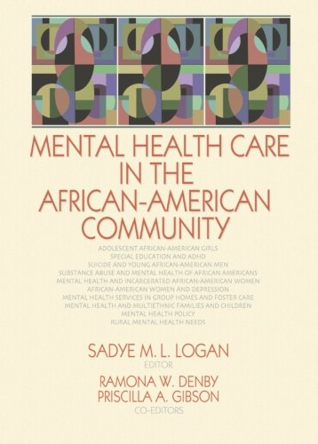 Search : Mental Health Care in the African-American Community (Haworth Social Work in Health Care)