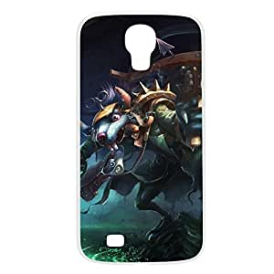 Twitch-003 League of Legends LoL For Case Iphone 6 4.7inch Cover Plastic White
