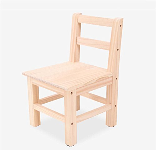 YANGXIAOYU Stool Solid Wood Backrest Chair Dining Chair With Portable Stool For Shoes Stool Kindergarten Small Chair Stool by YANGXIAOYUyaodeng
