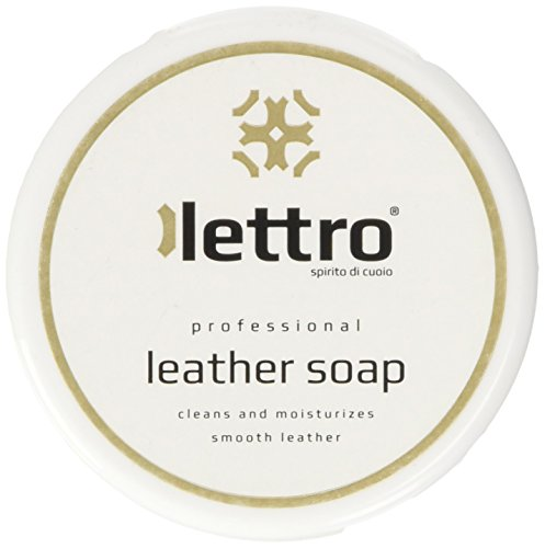 Lettro Cleaning soap for leather furniture, shoes, jackets, car seats, and bags, Soap ()