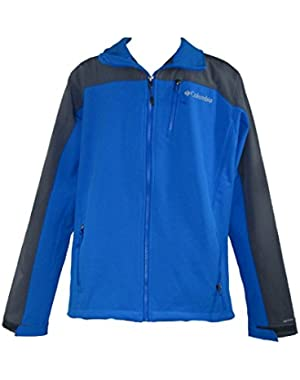 Columbia Men's Thunder River Softshell Omni Wind Block Jacket