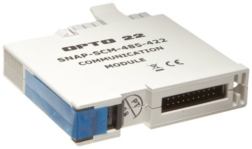 Opto 22 SNAP-SCM-485-422 - SNAP 2-Wire/4-Wire Serial Communication Module, 2-Channel (I/o Rs Module 485)
