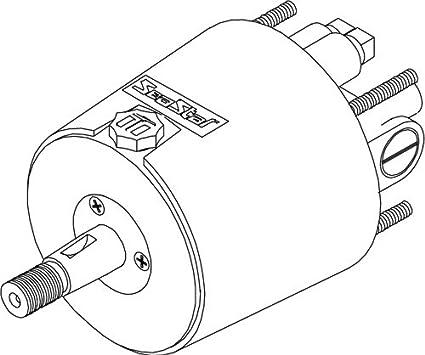 Amazon Com Teleflex Hh5262 Seastar 2 4 Helm