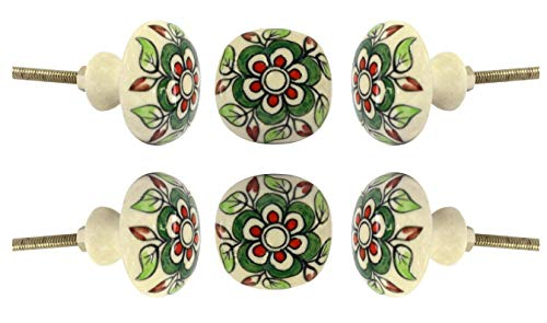 shabby chic knobs and pulls - 8