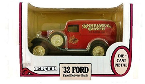 Bank - 1932 Ford Panel Delivery Truck Anheuser Busch Logo