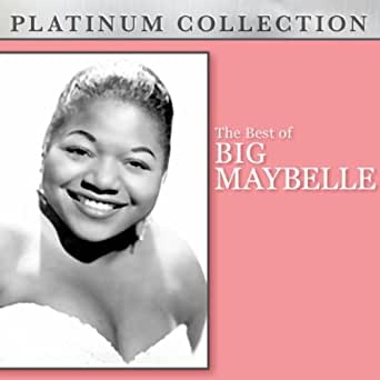 I Will Never Turn My Back On You By Big Maybelle On Amazon