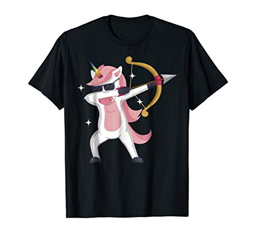 Archery Unicorn Shirt Archer T Shirt Arrows Gift for Girls