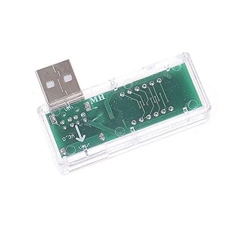 1PC USB Charger Tester DC 3.5V 7V USB Current Voltage Charging Detector Tester Battery Voltmeter Ammeter Charger Doctor