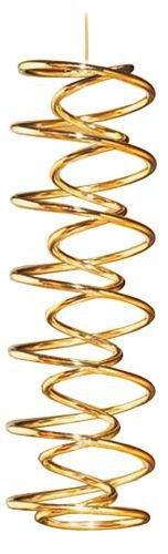 Feng Shui Spirale amazon de feng shui helix spirale 12 12 edelstahl vergoldet 20cm