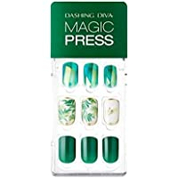 Dashing Diva Tropical Leaf, 1 count