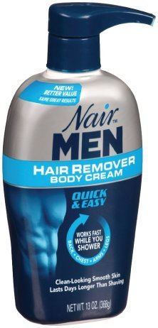 Nair Men Hair Removal Cream, 2 Count