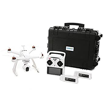 BLADE Chroma 4K Camera Drone Bundle with Flight Case & Second Flight Battery