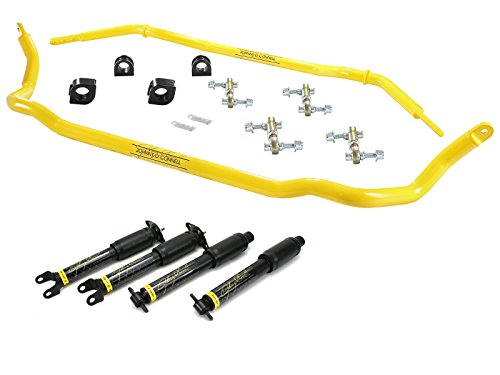 aFe Power 530-401001-J Johnny O'Connell Stage 1 Suspension Package