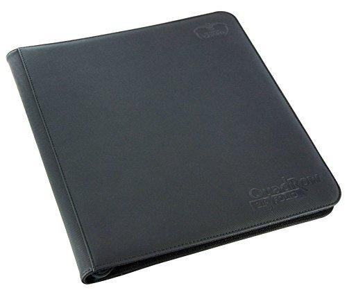 forma única Ultimate Guard 12-Pocket XenoSkin QuadRow ZipFolio Album (negro) (negro) (negro) by Ultimate Guard  precios razonables
