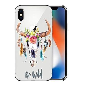coque iphone xs max skull