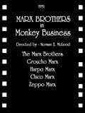 Monkey Business - Marx Brothers