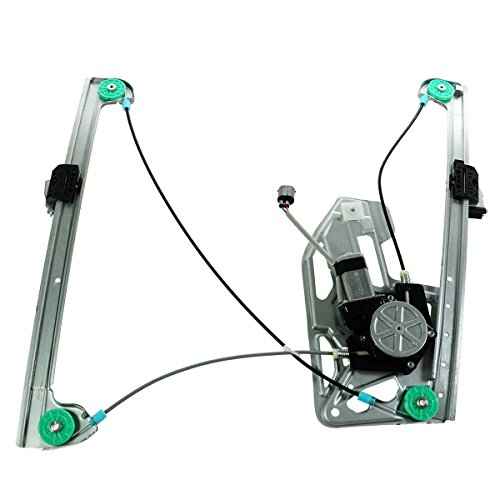 Window Regulator with Motor Front LH Left Driver Side for 95-01 BMW 7 Series 740